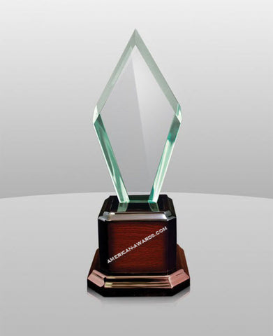AT-869|Elegant Zenith Acrylic Award