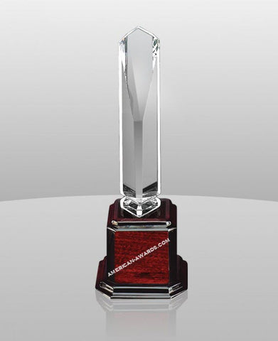 AT-950|Elegant Acrylic Obelisk Award