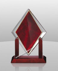 AT-768 Elegant Acrylic Diamond Award  - American Trophy & Award Company - Los Angeles, CA 90022