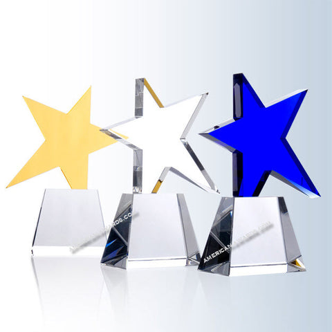 C366 |  Crystal Meteor Star Award