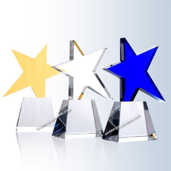 C366 Crystal Meteor Award