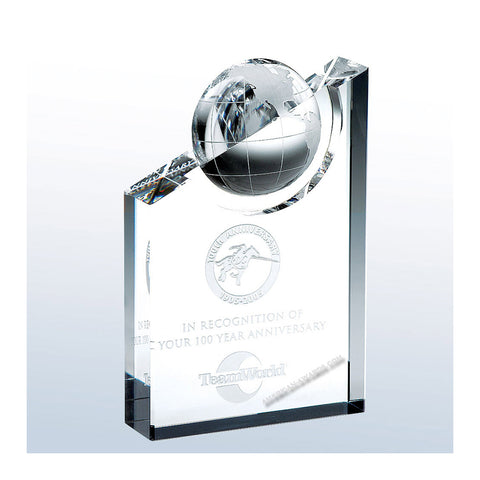 C583 World Globe Pinnacle Award