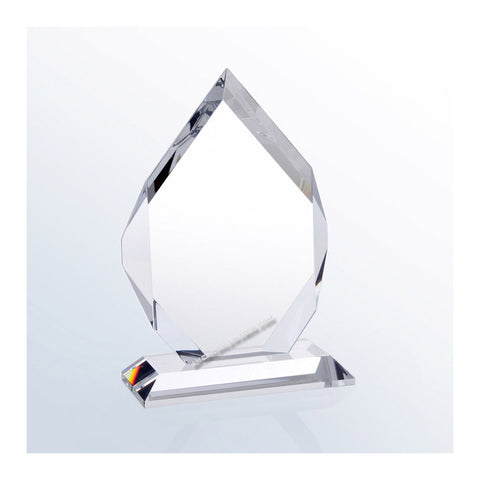 C804L Classical Diamond Crystal Award