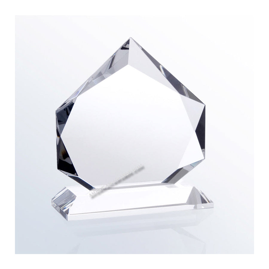 C831 Prestige Diamond Crystal Trophy - American Trophy & Award Company - Los Angeles, CA 90022