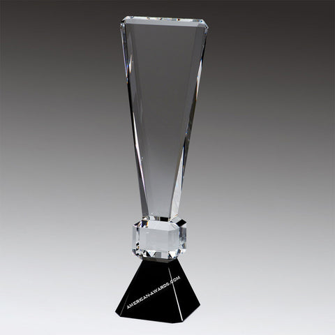 E2896 Crystal Exclamation Point Award