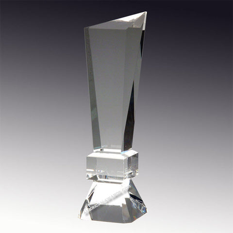 E2897 Side Vision Crystal Award