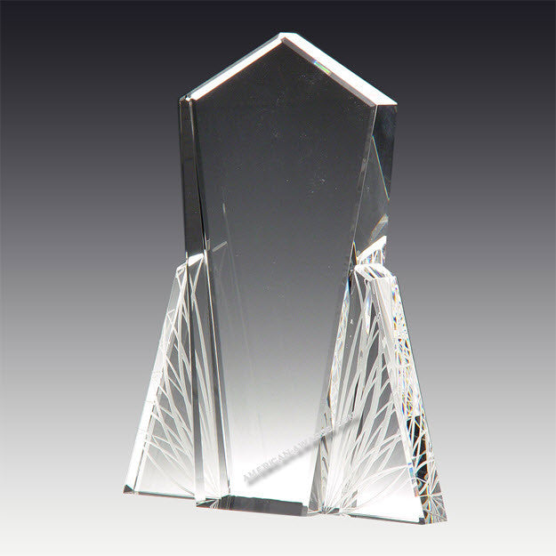 E2900 Prism Elite Wings of Flight Crystal Award - American Trophy & Award Company - Los Angeles, CA 90022