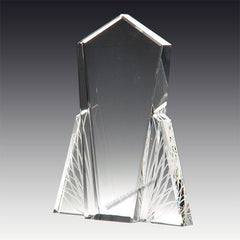 E2900 Wings of Flight Crystal Award
