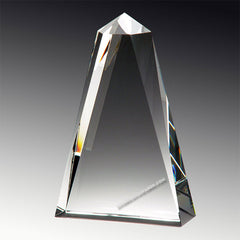 E2915 Crystal Big Top Award