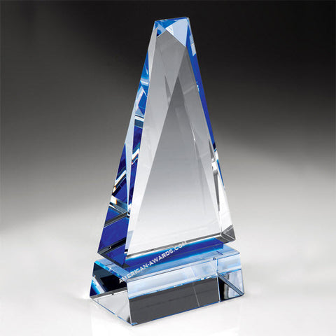 Obelisk of Success Crystal Award|E2918