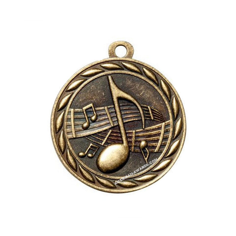 Music Medals|MS318