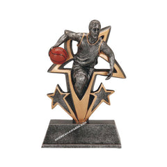 RF-3810 Sports Star Series Resin Trophy