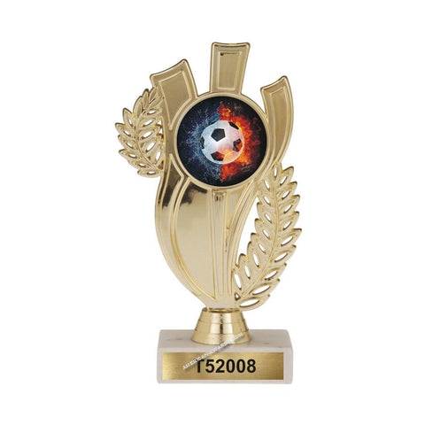 AT52008 Participation Soccer Trophy