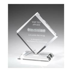 OCDM07 Crystal Diamond Award - American Trophy & Award Company - Los Angeles, CA 90022