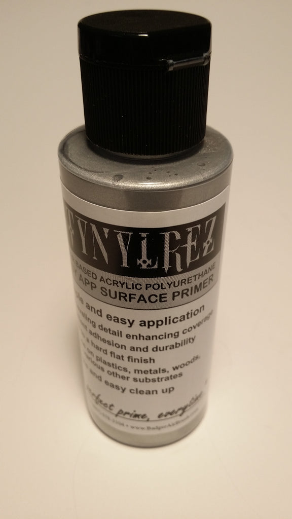 Badger Airbrush paint Stynylrez Metal Primer 2oz