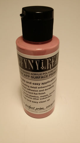 Badger Airbrush paint Dull Pink Primer 2oz