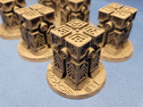 Tomb World Objective Markers