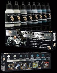 Scale75 Scalecolor NMM paint set Steel