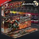 Scale75 Fantasy & Games Creatures from Hell paint set