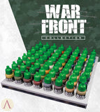 Scale75 War Front Collection 64 paint set