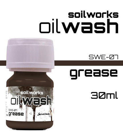 Scale75 Soil works Grease Oil wash