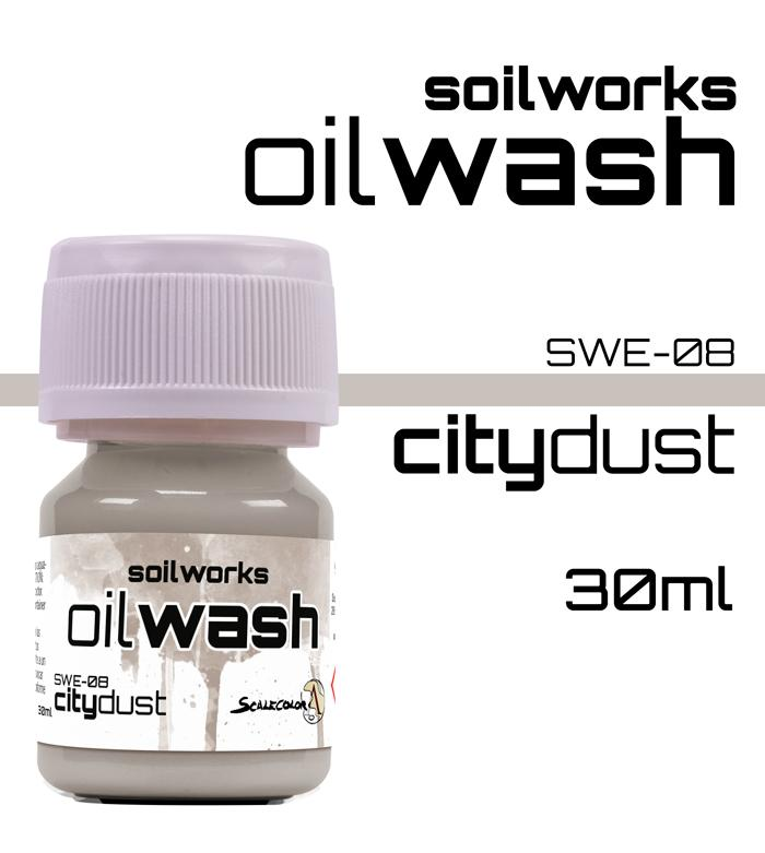 Scale75 Soil works City Dust Oil wash