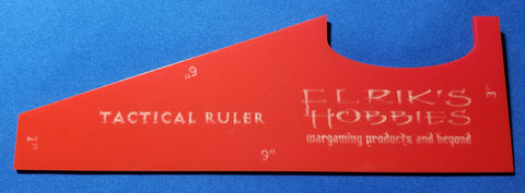Tactical Ruler 9""