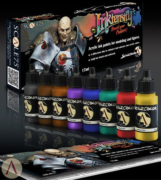 Scale75 Scalecolor Inktensity Ink set