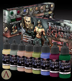 Scale75 Unnatural Flesh paint set