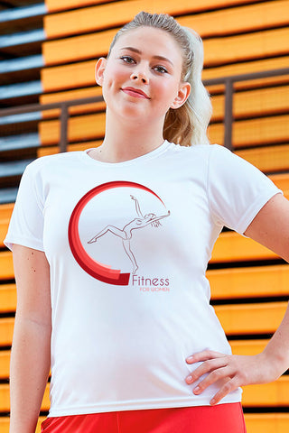 Ladies' Cooling Performance T-Shirt - Rare Breed Apparel