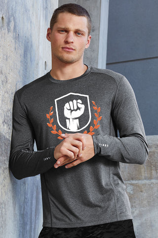 OGIO® ENDURANCE Long Sleeve Pulse Crew - Rare Breed Apparel