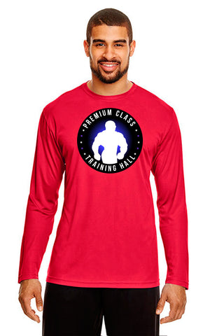 Zone Performance Long Sleeve T-Shirt - Rare Breed Apparel