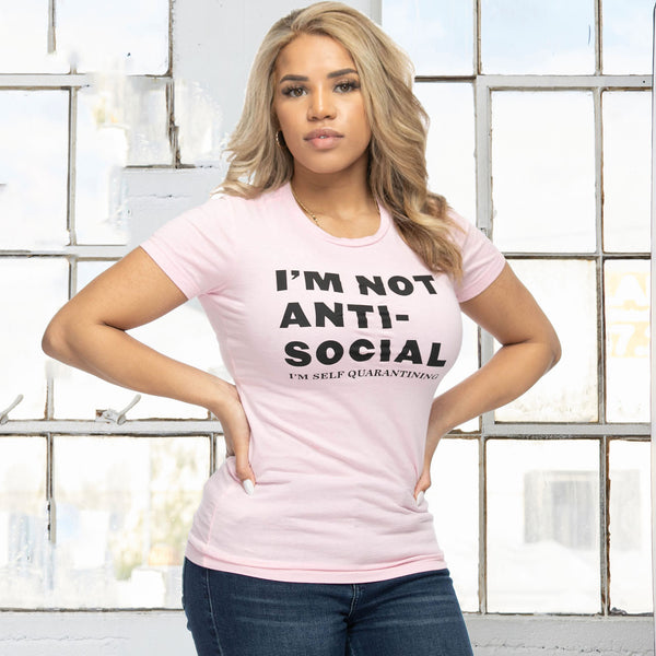 I'm Not Anti-Social - Rare Breed Apparel
