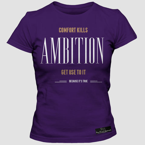 Comfort Kills Ambition-Get Use To It - Rare Breed Apparel
