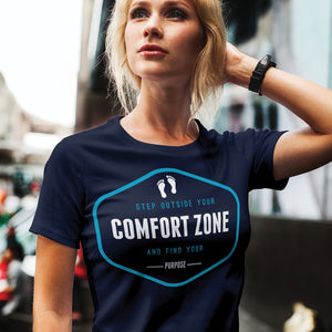 Step Outside Your Comfort Zone - Rare Breed Apparel
