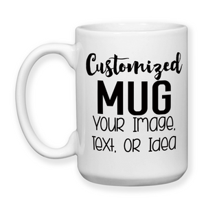 11oz. Ceramic Mug - Rare Breed Apparel