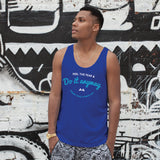 Feel the Fear Cotton Tank - Rare Breed Apparel