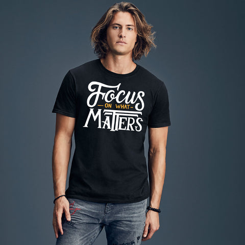 Focus on What Matters - Rare Breed Apparel
