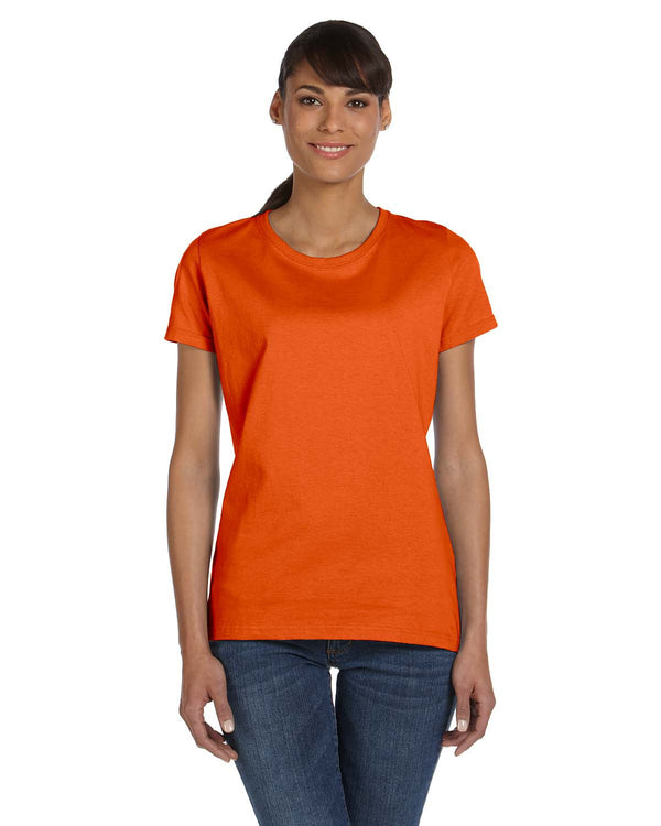 Fruit of the Loom Ladies' 5 oz., HD Cotton™ T-Shirt - Rare Breed Apparel
