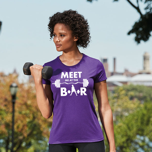 Meet Me at the Bar Performance Tee - Rare Breed Apparel
