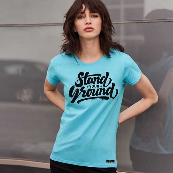 Stand Your Ground T-Shirt - Rare Breed Apparel