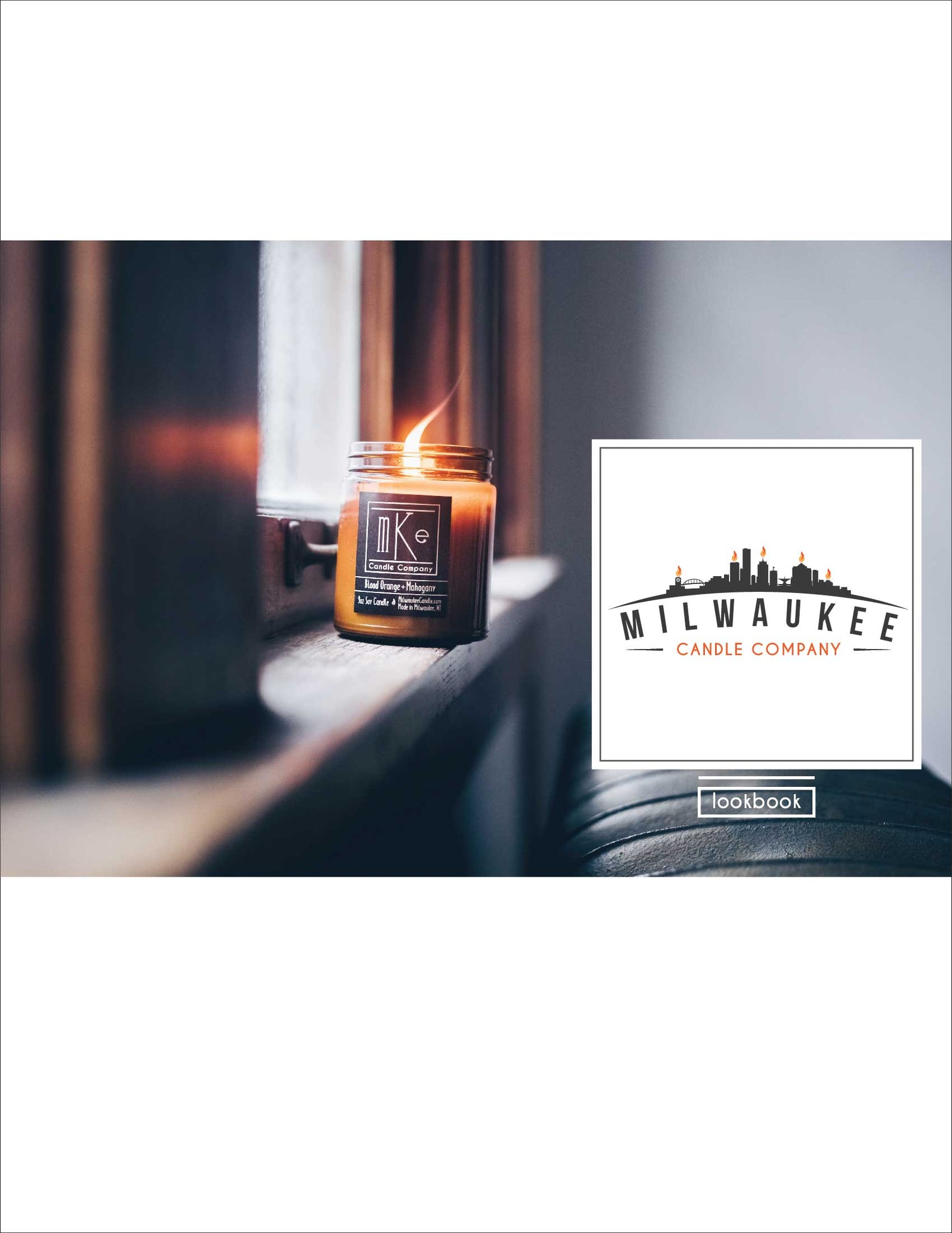 Milwaukee Candle Co. Look Book - 1