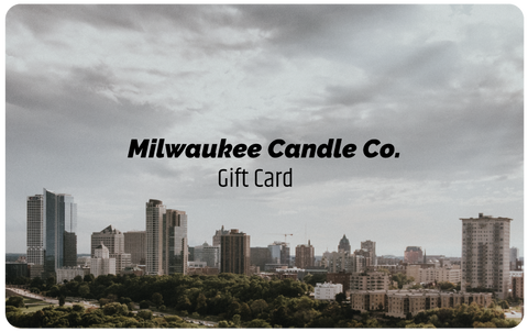 Milwaukee Candle Co. Gift Card