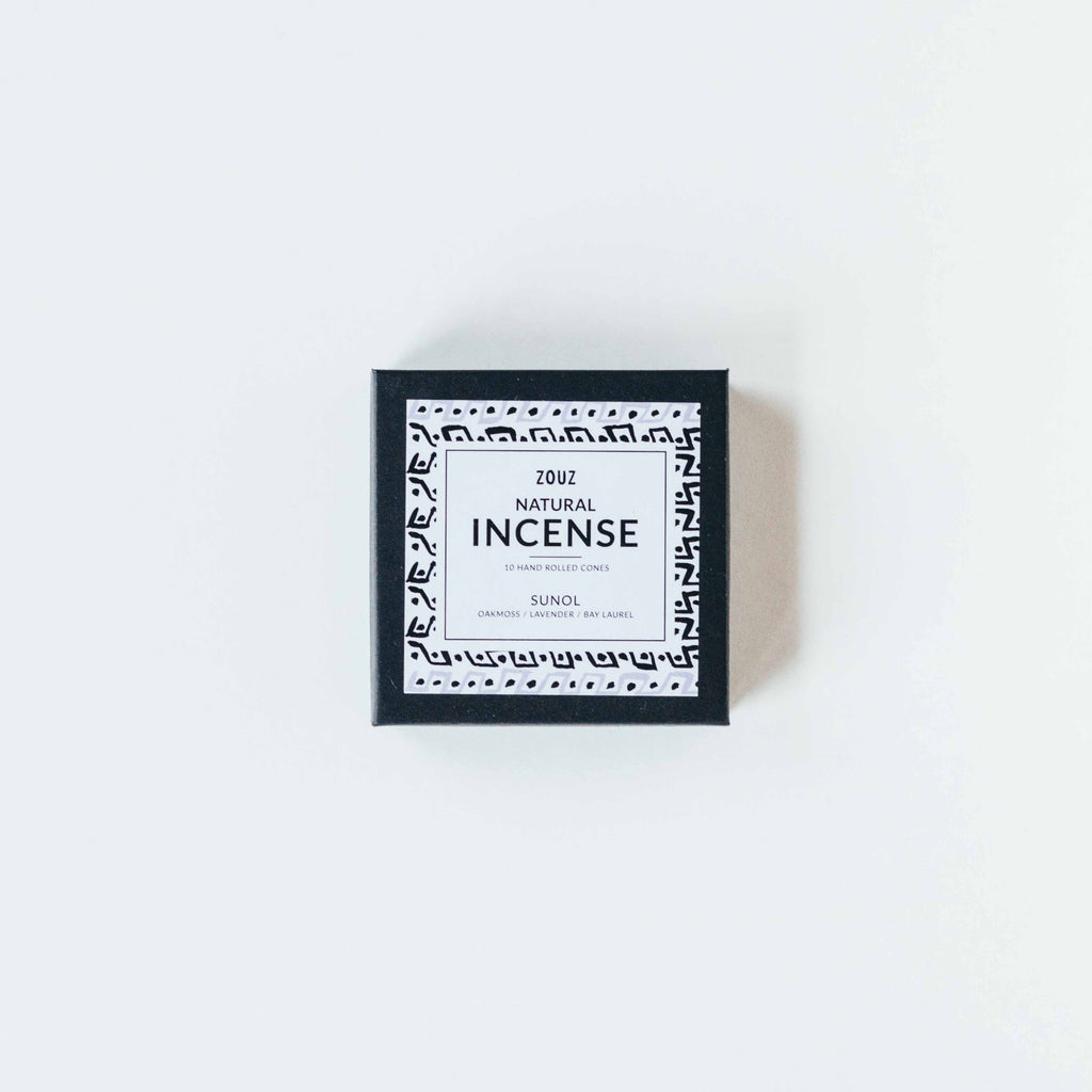 Sunol Blend Box // Incense