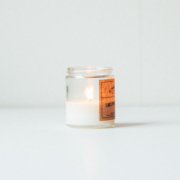 ButterCream City Vanilla // Soy Candle