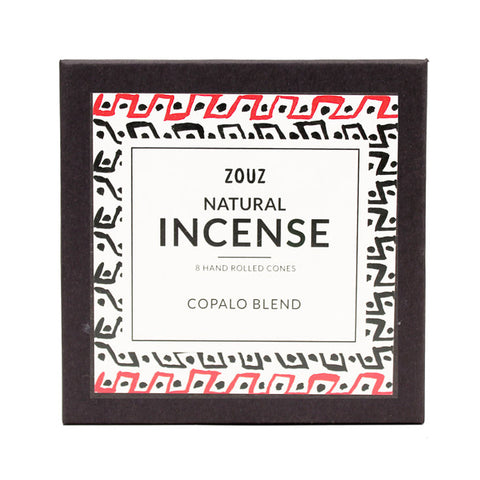 Copalo Blend Box // Incense