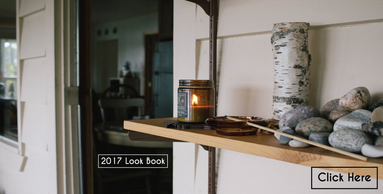 Milwaukee Candle Company Look Book