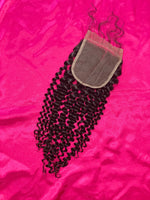Brazilian Coily Curl Lace Closure