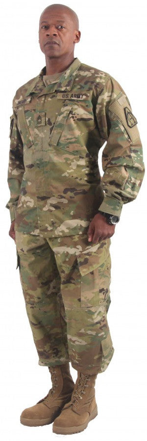 Uniform Apparel : PROPPER updates ACU-Army Combat Uniform
