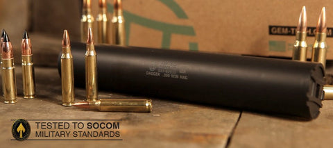 GEMTECH DAGGER Suppressor